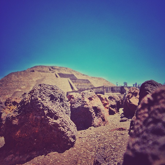 Was Teotihuacan a work of art?